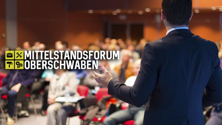 Mittelstandsforum Oberschwaben am 17.11.2016 in weingarten